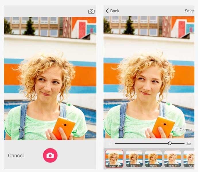 معرفی اپلیکیشن مایکروسافت برای گرفتن سلفی روی آیفون