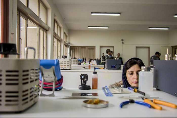 المپیاد تکنیسین های ایران
