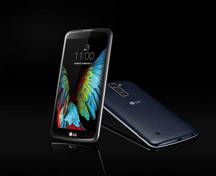 LG K10 - الجی - مرفی سری جدید k در محصولات lg