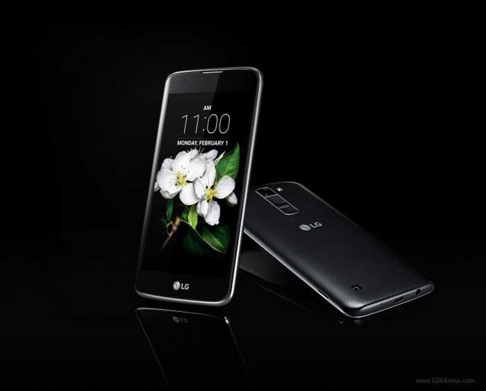 LG K7 - الجی - معرفی سری جدید k در محصولات lg
