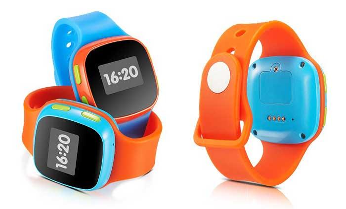 CareTime Watch - گوشی ها و تبلت های جدید آلکاتل برای CES 2016