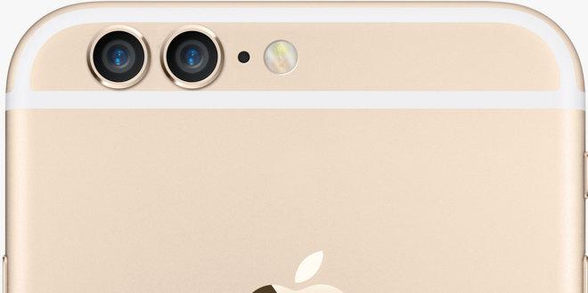 احتمال ارائه آیفون 7 پلاس با دو لنز دوربین