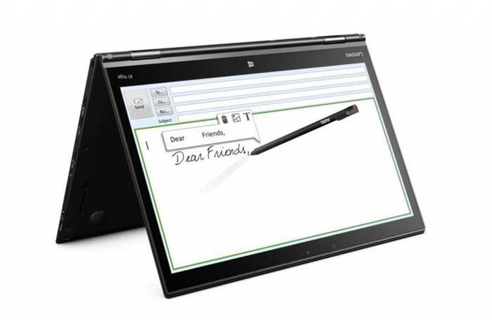 معرفی لپ تاپ و تبلت جدید لنوو thinkpad x1