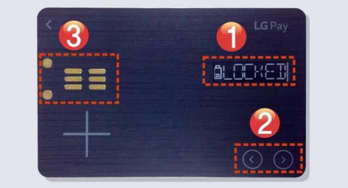 سرویس پرداخت white card ال جی