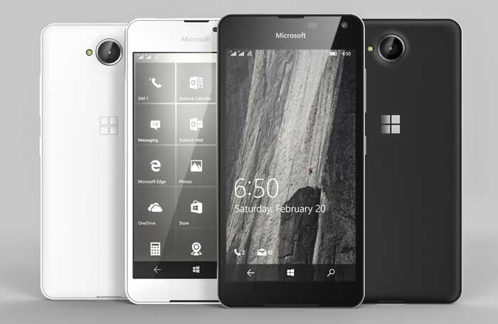 Microsoft Lumia 650 - زمان رونمایی از مایکروسافت لومیا 650