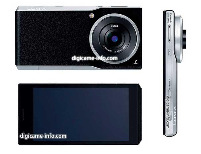 دوربین جدید CM10 پاناسونیک