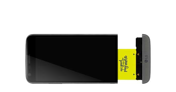 تصاویر رسمی LG G5