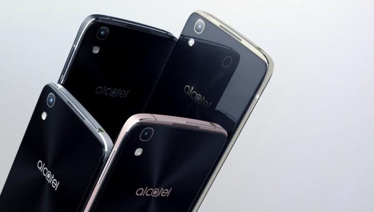 ارائه دو گوشی جدید آلکاتل در mwc 2016