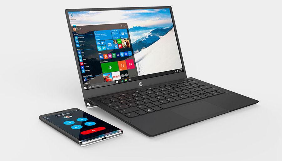 معرفی Hp elite x با ویندوز 10 و اسنپ دراگون 820
