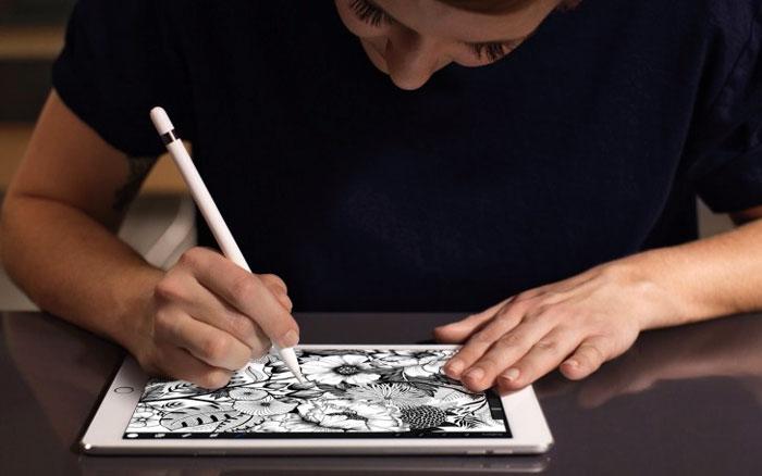 معرفی رسمی نسخه 9.7 اینچی آیپد pro