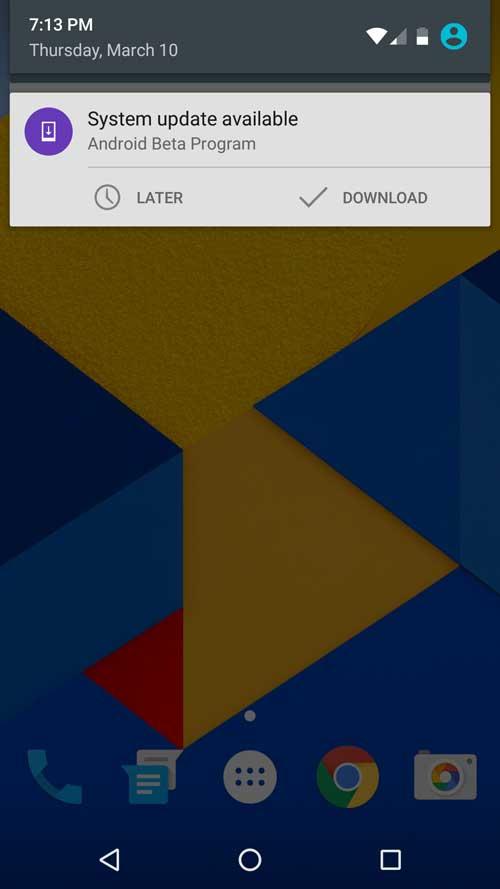 android-beta-ota-update