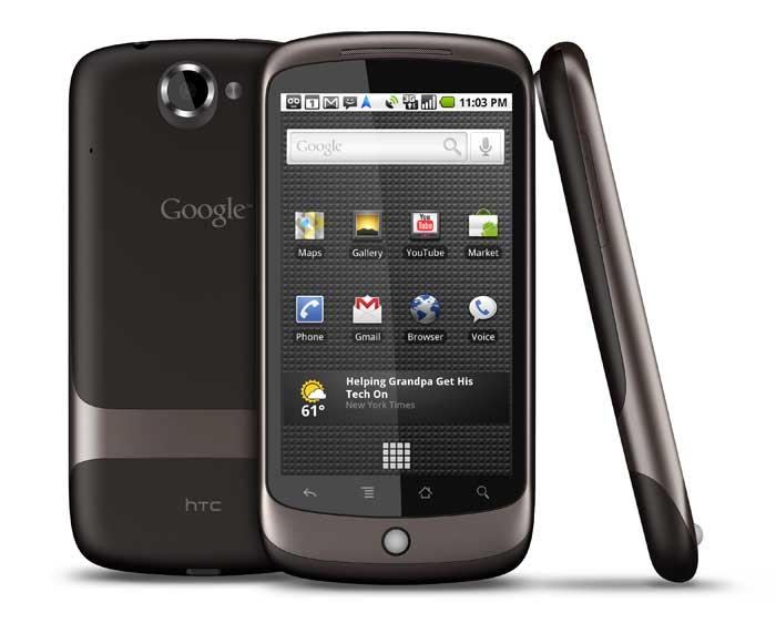ساخت نکسوسهای گوگل تا سه سال اینده توسط HTC