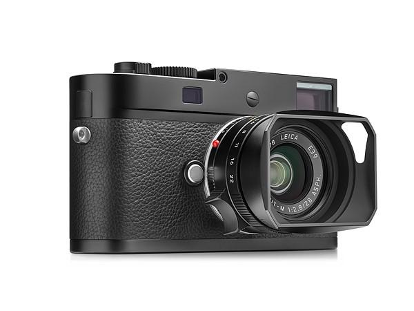 معرفی دوربین بدون صفحه نمایش leica m-d