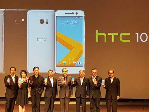 پیش فروش تنها 251 عدد htc 10 در چین
