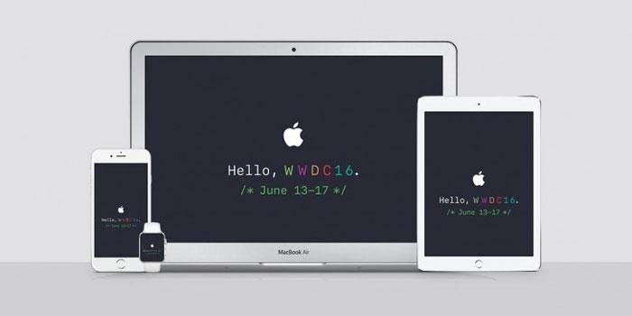 ارائه نشدن دیوایس در کنفرانس توسعه دهنده گان اپل wwdc 2016