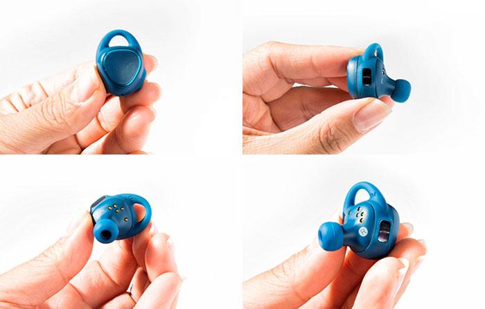 معرفی رسمی دستبند هوشمند گیر فیت 2 سامسونگ همراه با هدست iconx