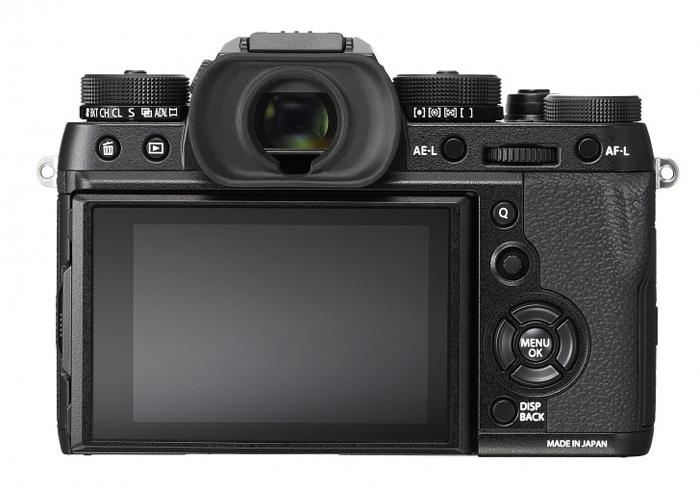 معرفی دوربین بدون آینه فوجی فیلم x-t2