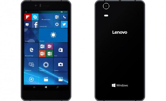 معرفی ویندوز 10 موبایل لنوو softbank 503vl