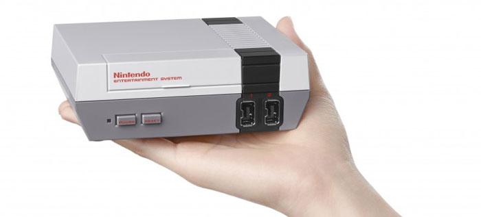 ارائه کنسول کلاسیک نینتندو Mini NES