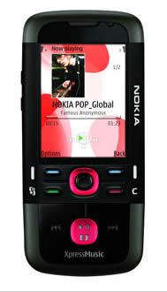 Nokia 5700 Black