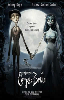 Corpse Bride the Movie