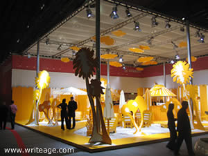 Frankfurt Paper World 2007 fair