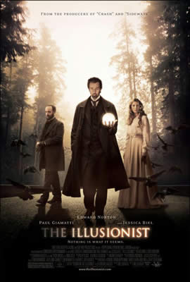 Illusionist Movie Poster