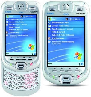 i-mate mobile phone