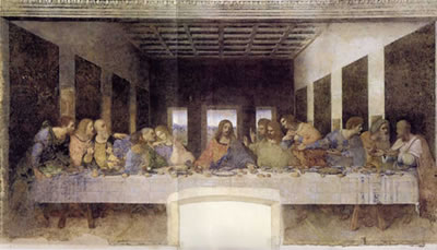The Da Vinci Code - Last Supper