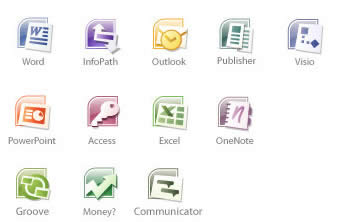 Microsoft Office 2007 Applications