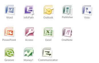 Microsoft Office 2007 Applications