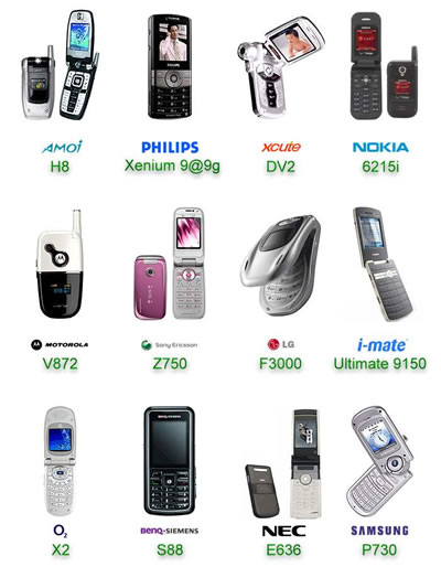 OLED Mobiles