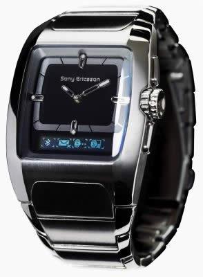 New Sony Erricsson Watch