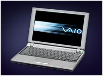 Vaio Sony Laptop