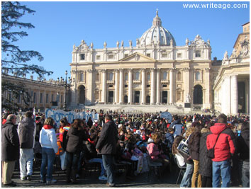Vatican St. Peter Square